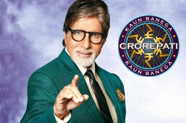 Big B in KBC