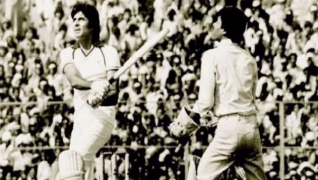 Amitabh Batting