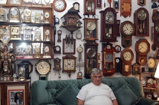 World's Largest Clock Collection