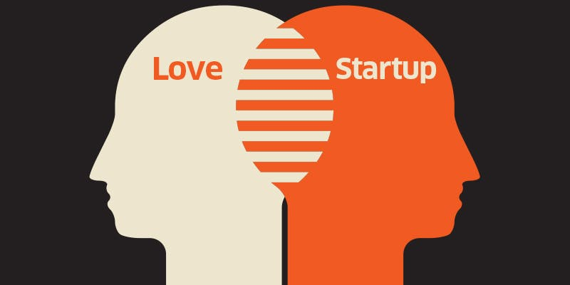 Love at heart Start-up in Mind
