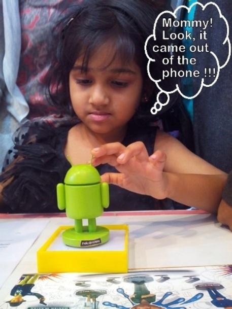 Android Figurine