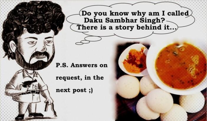 Daku Sambhar's Story