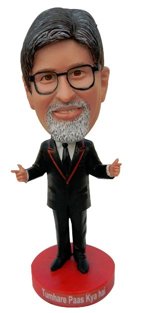 Chhote Bachchan Bobblehead Photo
