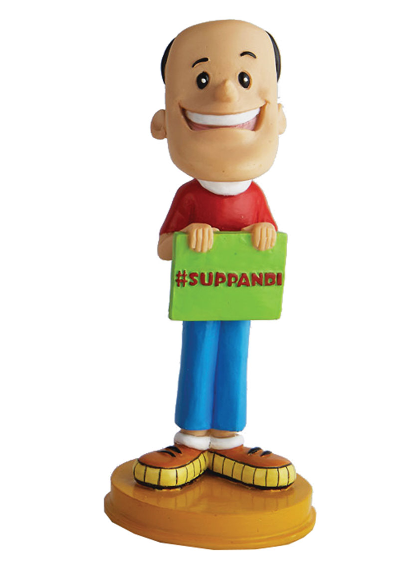 Suppandi Bobblehead